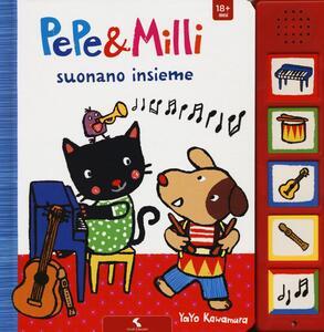 Pepe & Milli suonano insieme