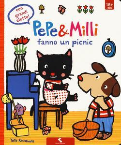 Pepe & Milli fanno un picnic