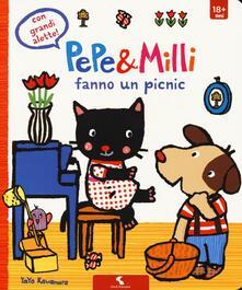 Squillogame.it Pepe & Milli fanno un picnic Image