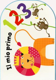 Milanospringparade.it Il mio primo 123. Ediz. a colori Image
