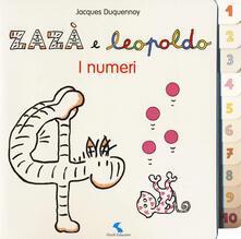 Rallydeicolliscaligeri.it I numeri. Zazà e Leopoldo. Ediz. a colori Image
