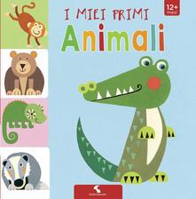 I miei primi animali - copertina