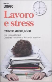 Winniearcher.com Lavoro e stress. Conoscere, valutare, gestire Image