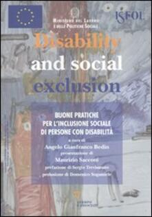 Mercatinidinataletorino.it Disability and social exclusion Image