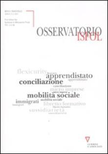 Osteriacasadimare.it Osservatorio Isfol (2011). Vol. 2 Image