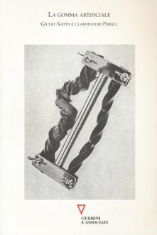 Squillogame.it La gomma artificiale. Giulio Natta e i laboratori Pirelli Image