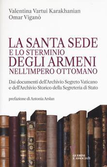Antondemarirreguera.es La Santa Sede e lo sterminio degli armeni nell'Impero Ottomano Image