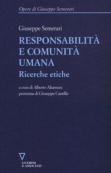 Responsabilità e comunità umana. Ricerche etiche.pdf