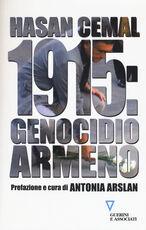 Libro 1915: genocidio armeno Hasan Cemal