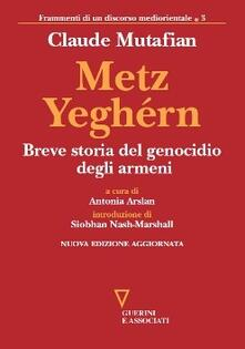 Capturtokyoedition.it Metz Yeghérn. Breve storia del genocidio degli armeni Image