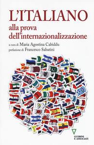 L' italiano alla prova dell'internazionalità