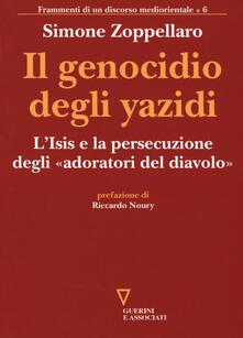 Equilibrifestival.it Il genocidio degli yazidi. L'Isis e la persecuzione degli «adoratori del diavolo» Image