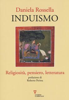 Induismo. Religiosità, pensiero, letteratura.pdf