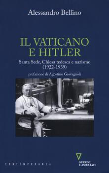Camfeed.it Il Vaticano e Hitler. Santa Sede, Chiesa tedesca e nazismo (1922-1939) Image
