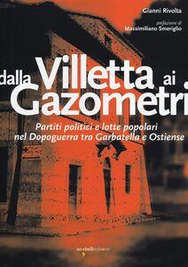 Dalla Villetta ai Gazometri. Partiti politici e lotte popolari nel dopoguerra tra Garbatella e Ostiense