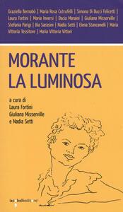 Morante, la luminosa