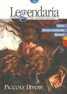 Squillogame.it Leggendaria. Vol. 139: Piccole donne. Image