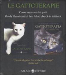 Osteriacasadimare.it Le gattoterapie. Come imparare dai gatti. Guide illuminanti al lato felino che c'è in tutti noi Image
