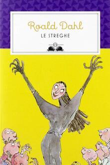 Le streghe - Roald Dahl - copertina