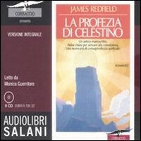 La profezia di Celestino. Audiolibro. 8 CD Audio