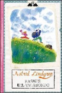 Rasmus e il vagabondo - Astrid Lindgren - copertina