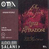 La legge dell'attrazione. Ediz. integrale. Audiolibro. 6 CD Audio