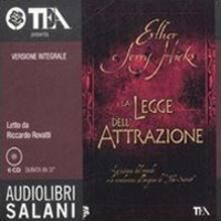 Steamcon.it La legge dell'attrazione. Ediz. integrale. Audiolibro. 6 CD Audio Image