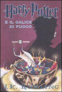 Harry Potter e il calice di fuoco. Vol. 4