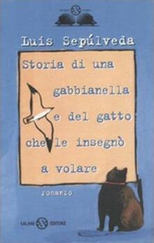 Warholgenova.it Storia di una gabbianella e del gatto che le insegnò a volare Image