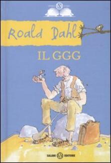 Il GGG - Roald Dahl - copertina