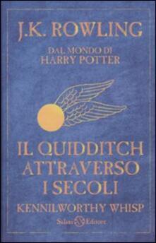 Grandtoureventi.it Il quidditch attraverso i secoli. Kennilworthy Whisp Image