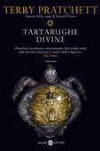 Libro Tartarughe divine Terry Pratchett