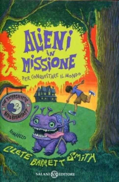 Alieni in missione per conquistare il mondo