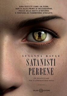 Voluntariadobaleares2014.es Satanisti perbene. Un nuovo caso per il commissario Sensi Image