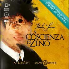 Camfeed.it La coscienza di Zeno letto da Dario Penne. Audiolibro. 2 CD Audio formato MP3 Image