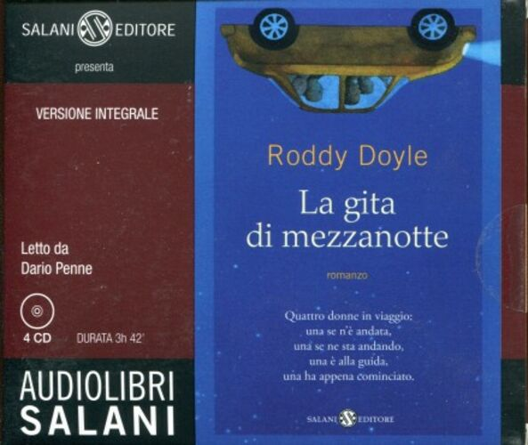La gita di mezzanotte. Ediz. integrale. Audiolibro. 3 CD Audio