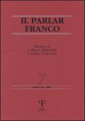 Il Parlar Franco. Rivista di cultura dialettale e critica letteraria
