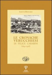 Le cronache verucchiesi di Felice Carabini (1842-1918)