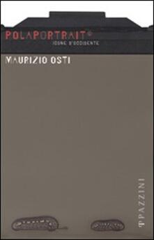 Polaportrait. Icone d'Occidente - Maurizio Osti - copertina
