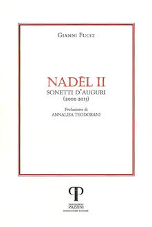Nadêl. Sonetti d'auguri (2002-2013). Vol. 2 - Gianni Fucci - copertina