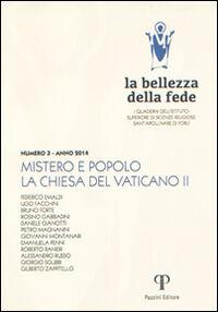 Mistero e popolo. La chiesa del Vaticano II