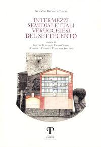 Intermezzi semidialettali verucchiesi del Settecento - Cupers Giovanni Battista - wuz.it