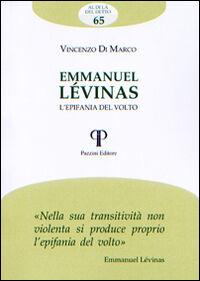 Emmanuel Lévinas. L'epifania del volto
