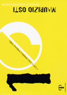 Maurizio Osti. Artista di caratteri, anche... Catalogo della mostra (Modena, 2017) - copertina