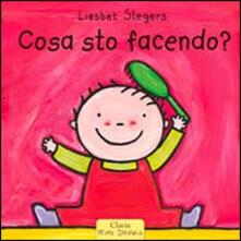Cosa sto facendo? - Liesbet Slegers - copertina