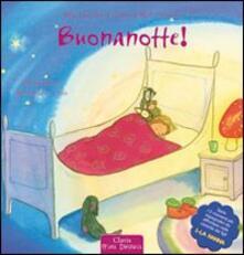Buonanotte! Ediz. illustrata - Elle Van der Linden,Will Glorius - copertina
