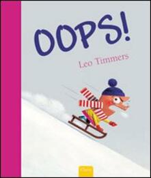 Oops! - Leo Timmers - copertina