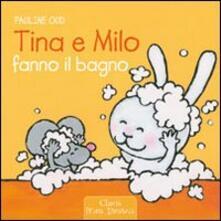 Tina e Milo fanno il bagno - Pauline Oud - copertina