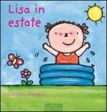 Lisa in estate - Liesbet Slegers - copertina
