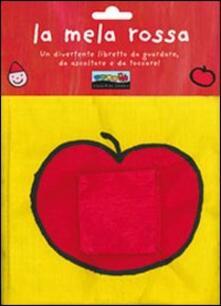 La mela rossa - copertina